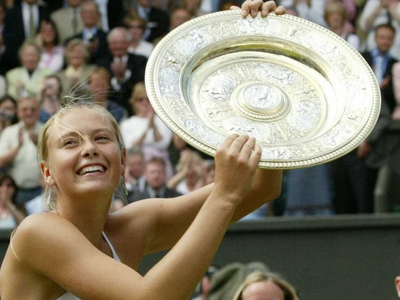 With New Team Behind Her, Sharapova Focuses on Elusive 2nd Wimbledon Title