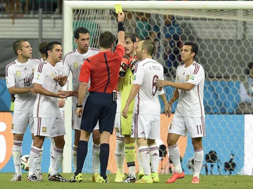 Spain under pressure