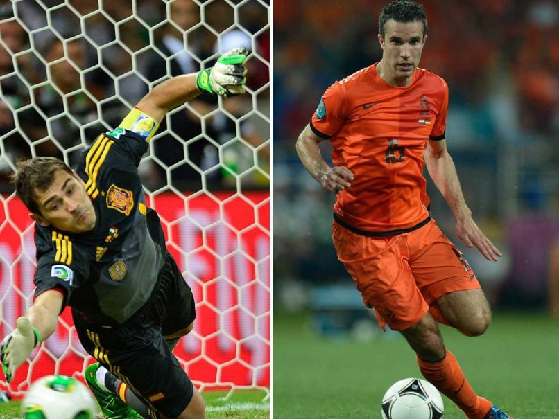 FIFA World Cup Preview: 'Mature' Spain Face off Against Netherlands