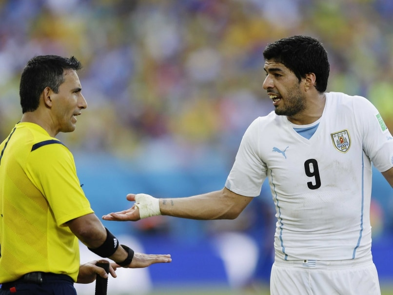 Carrot and Stick Needed to Change Luis Suarez
