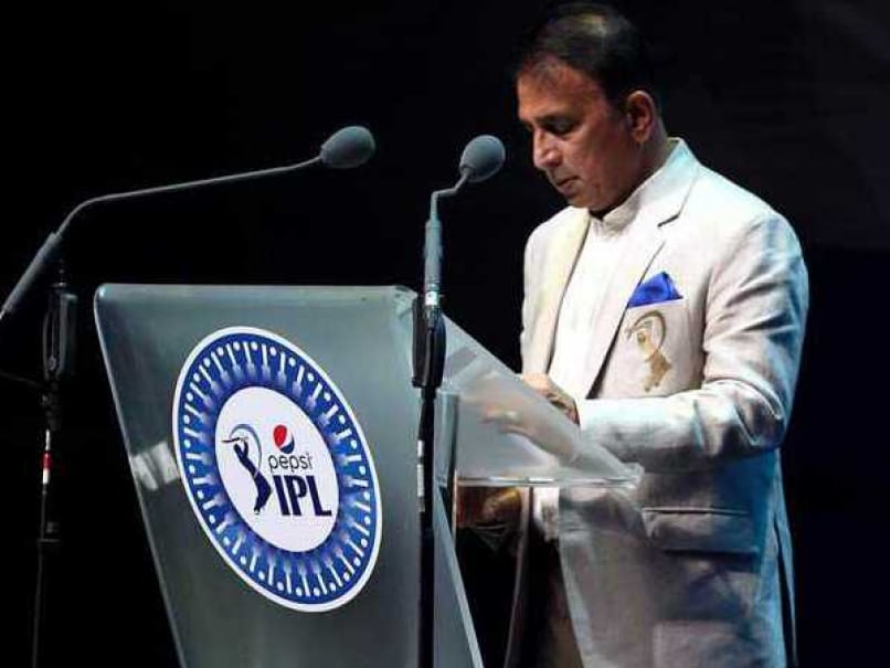 Sunil Gavaskar to Own International Premier Tennis League's Singapore Team