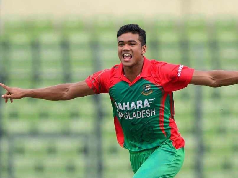 Taskin Ahmed the Only Positive for Bangladesh in Series Defeat to India