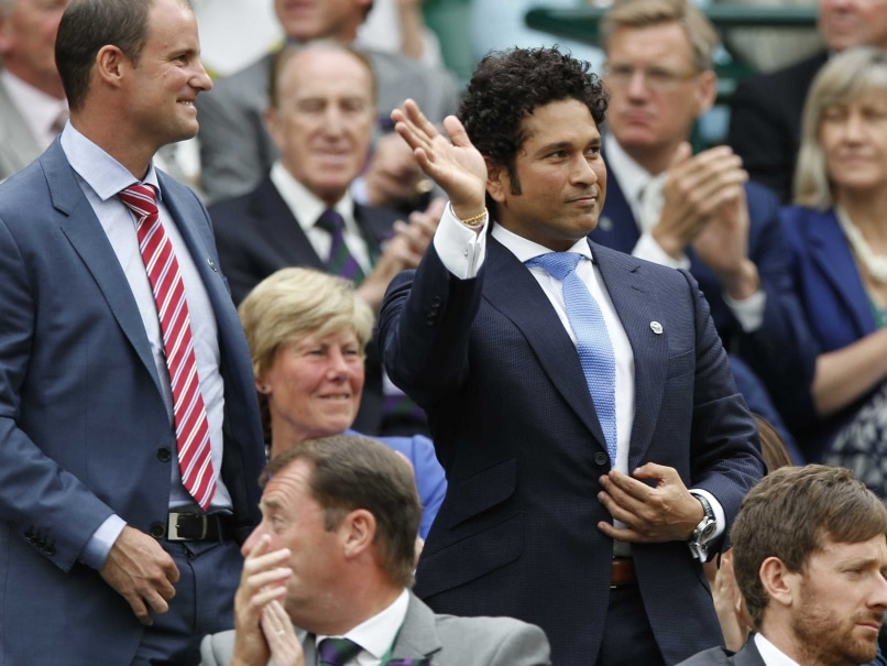 Sachin Tendulkar Makes Wimbledon Visit Ahead of Lord's Bicentenary Match