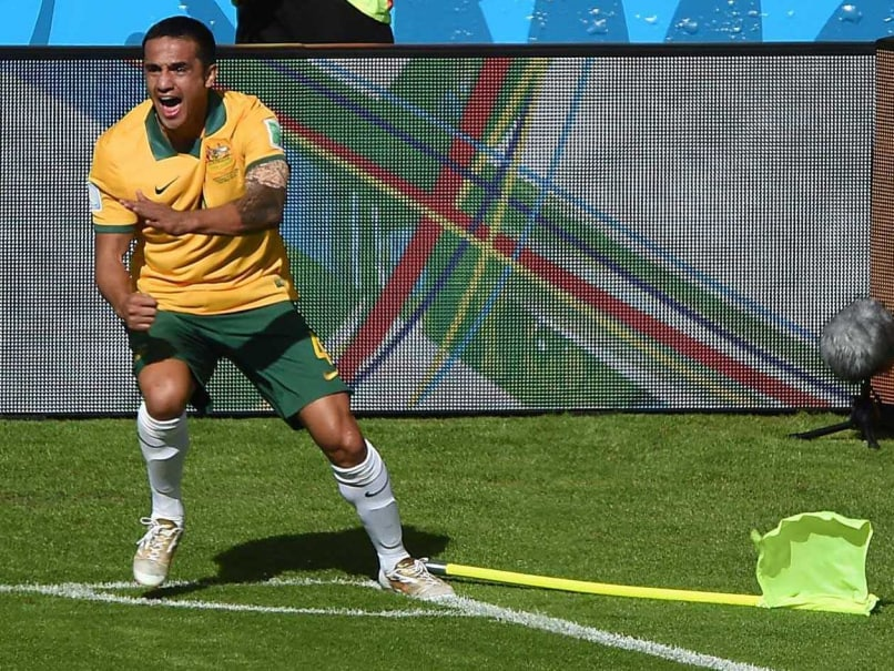English Premier League Clubs Target Australia's Tim Cahill