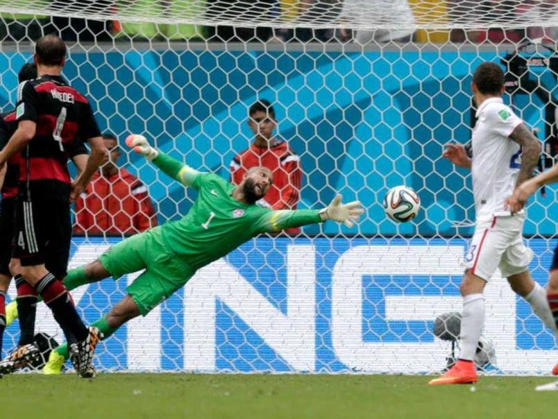 USA Germany World Cup