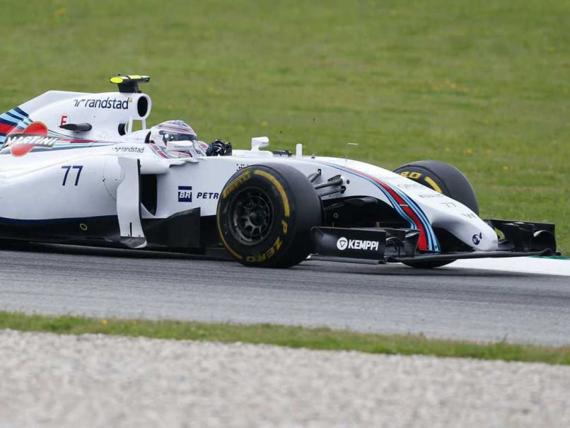 Valtteri Bottas Fastest in Final Austria Practice