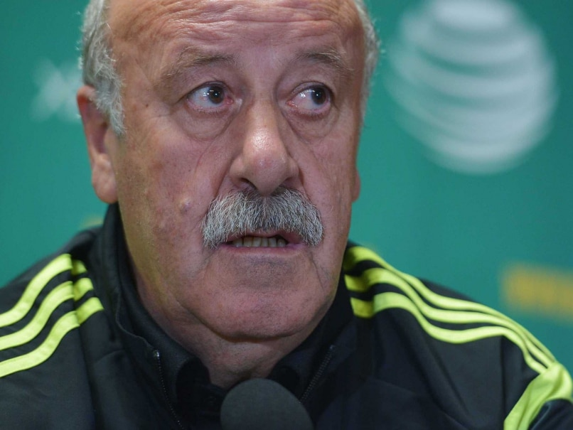 Spain Coach Vicente del Bosque Pleased with Win Over Belarus