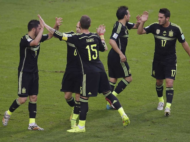 FIFA World Cup 2014: David Villa Scores in Farewell Game as Spain Salvage Pride With Victory Over Australia