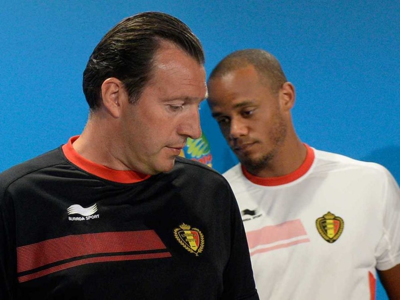 FIFA World Cup: Belgium's Vincent Kompany Doubtful for USA Clash