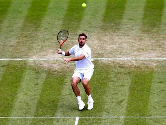 Wimbledon 2014: Stanislas Wawrinka Marches Into Fourth Round