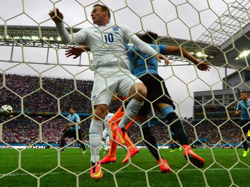 Wayne Rooney's First FIFA World Cup Goal Fails to Lift England