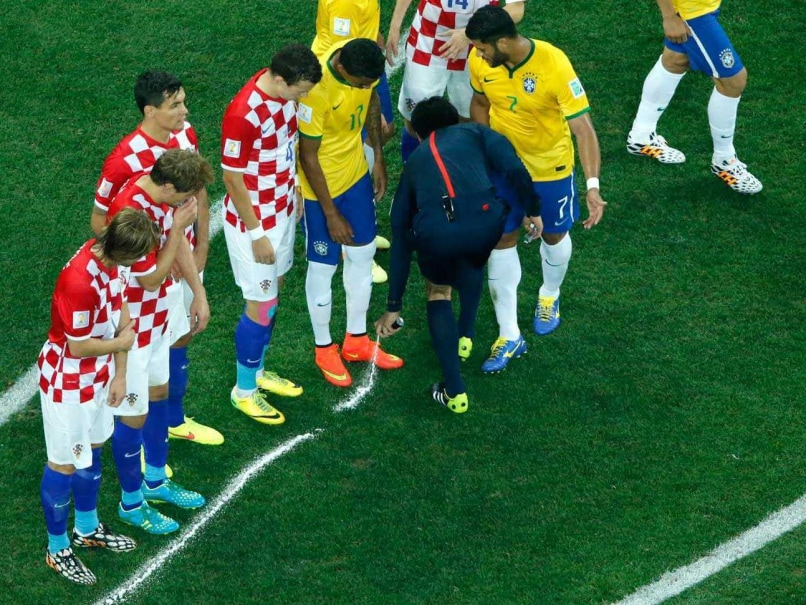 FIFA World Cup: Croatian Coach Accuses Referee of Partiality After Defeat