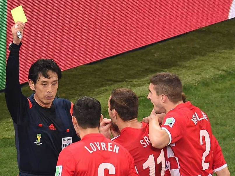 Japan Fans Shamed After Referee 'Helps' Brazil in Opener