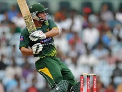 World Cup: Nasir Jamshed Replaces Mohammad Hafeez in Pakistan Squad