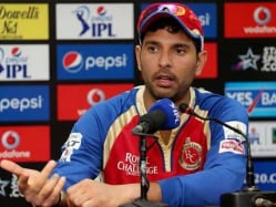 Yuvraj Singh Released by Royal Challengers Bangalore for IPL 2015