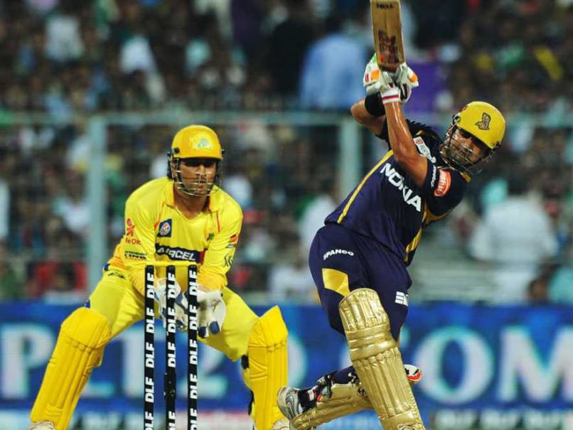 Kolkata Knight Riders and Chennai Super Kings Clash in Champions League Twenty20 Final