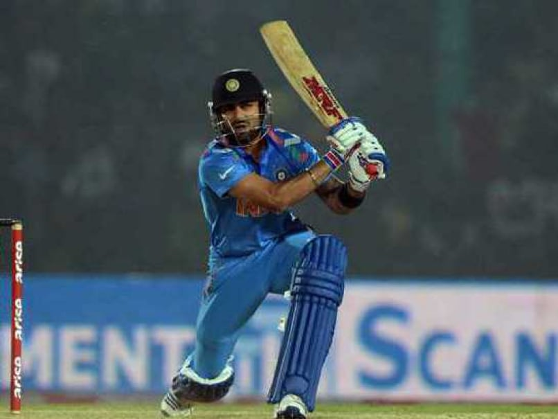 Virat Kohli Tied With Hashim Amla at Second in ICC ODI Batsmen Rankings