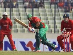 Anamul Haque, Arafat Sunny Script Bangladesh's ODI Series Win Over Zimbabwe