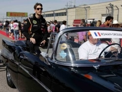 Romain Grosjean All Set to Leave Lotus For American-Owned F1 Team Haas