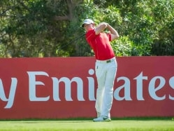 Irish Duo Rory McIlroy, Shane Lowry Share First Round Lead in Dubai