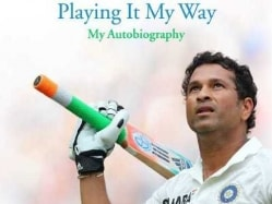 Sachin Tendulkar's 'Playing It My Way' to be Published in Eight Languages