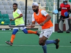 Sandeep Singh Aims to Win Hockey India League 2015 Title