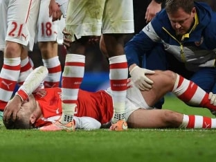 Arsene Wenger Backs Injured Jack Wilshere to Bounce Back