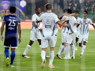 ISL As it Happened - Chennaiyin FC 1-1 Atletico de Kolkata, Match 21