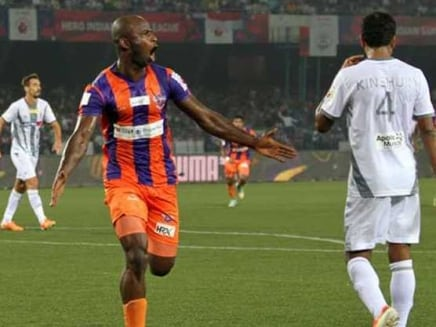 ISL: FC Pune City End Atletico de Kolkata's Unbeaten Run
