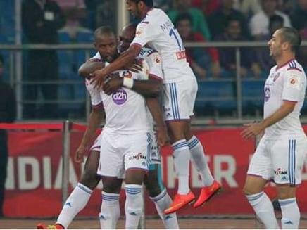 ISL: FC Goa Thrash Delhi Dynamos FC 4-1