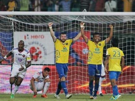ISL: Kerala Blasters FC Edge Past FC Goa 1-0