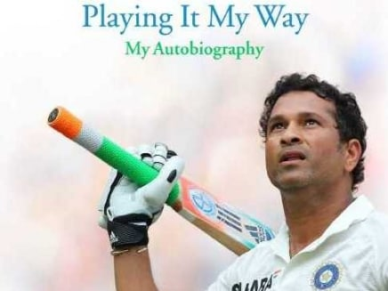 Sachin Tendulkar Says in Book he Wasn't Comfortable with Lighter Bats