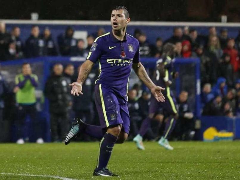 EPL: Sergio Aguero's Late Leveller Rescues Spluttering Manchester City vs QPR