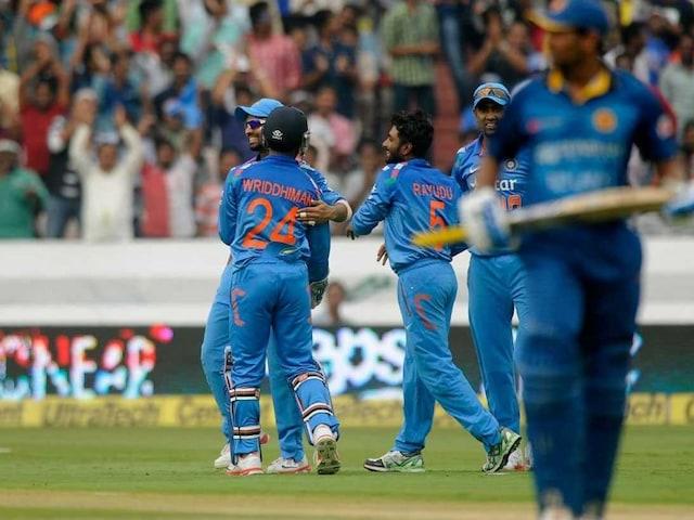 India Rout of Sri Lanka a Bad Dream, Says Sanath Jayasuriya