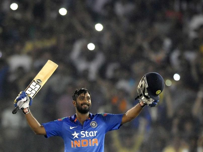 India vs Sri Lanka: Ambati Rayudu Stakes Claim for World Cup Berth With Sensational Maiden Ton