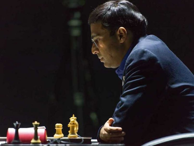 Viswanathan Anand Draws With Vladimir Kramnik in Shamkir Chess