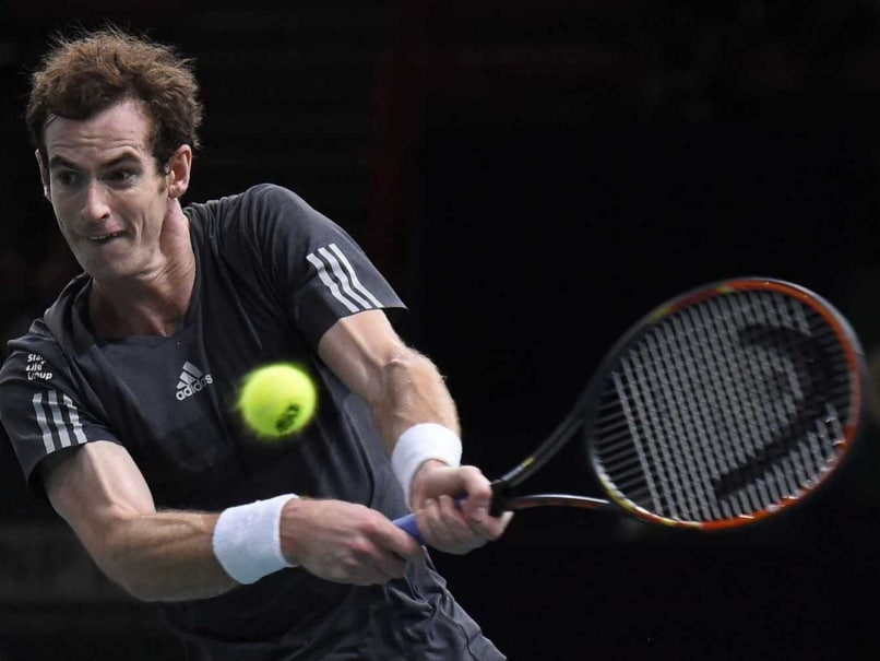 Andy Murray Avoids Novak Djokovic in World Tour Finals Draw