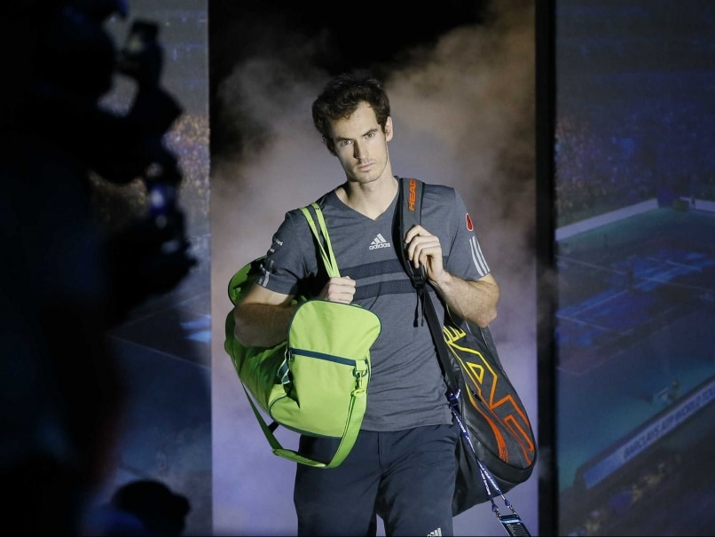 Road to Recovery Still Ahead for Andy Murray