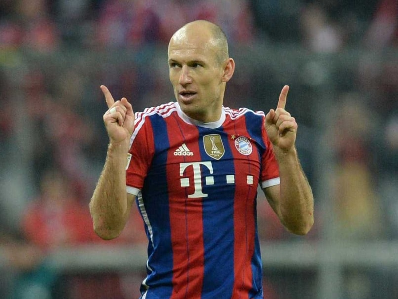 It Was Painful Recovering From Injury: Arjen Robben