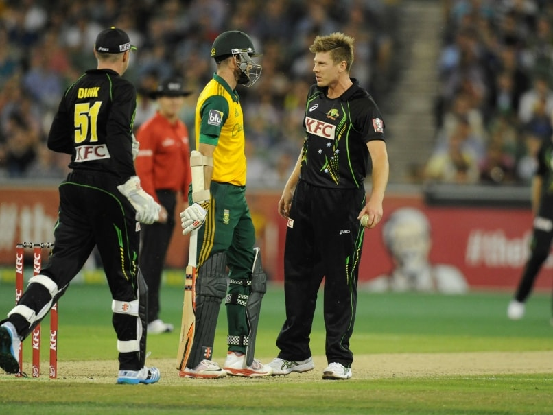 Australia vs South Africa, 1st ODI at Perth - As it Happened