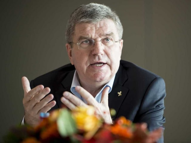 IOC President Thomas Bach Promises Severe Action Against Guilty in Doping Scam