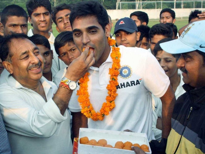 Bhuvneshwar Kumar wishes