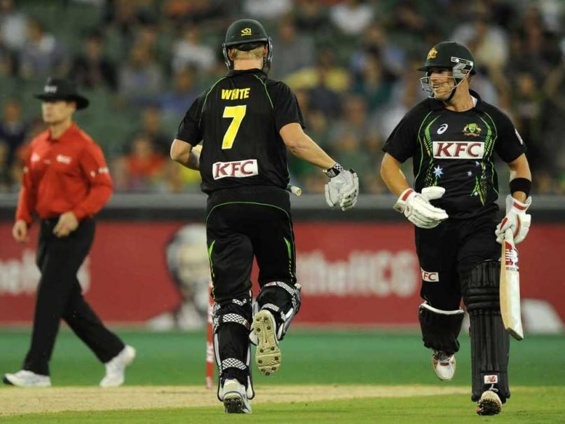 Australia Stump South Africa to Square T20 Series