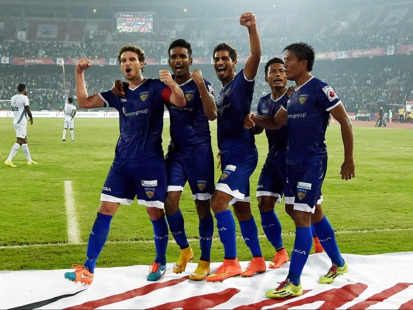 Indian Super League: Hosts FC Pune City Held 1-1 by Chennaiyin FC