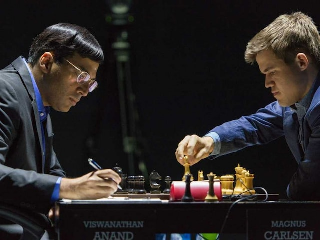 World Chess Championship: Magnus Carlsen Draws Marathon Game 7 vs Viswanathan Anand, Retains Match Lead
