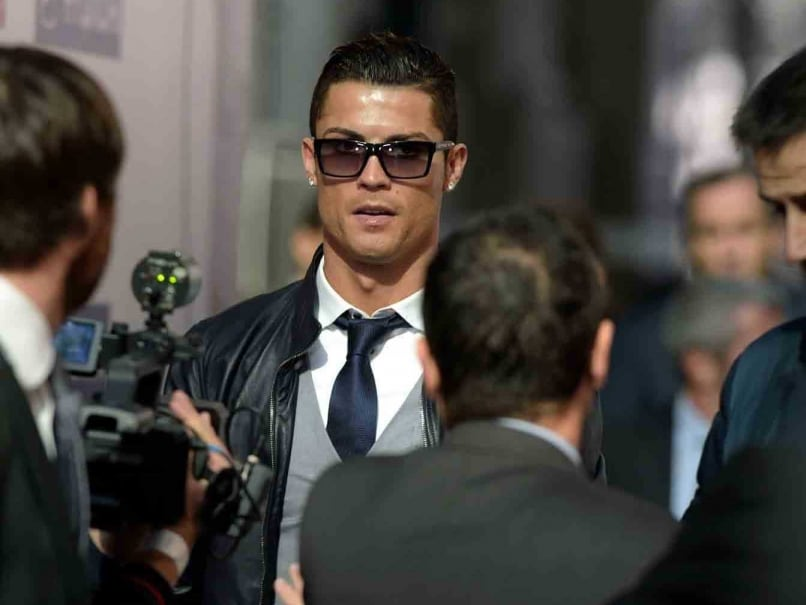 Cristiano Ronaldo Launches His Collection of Shirts