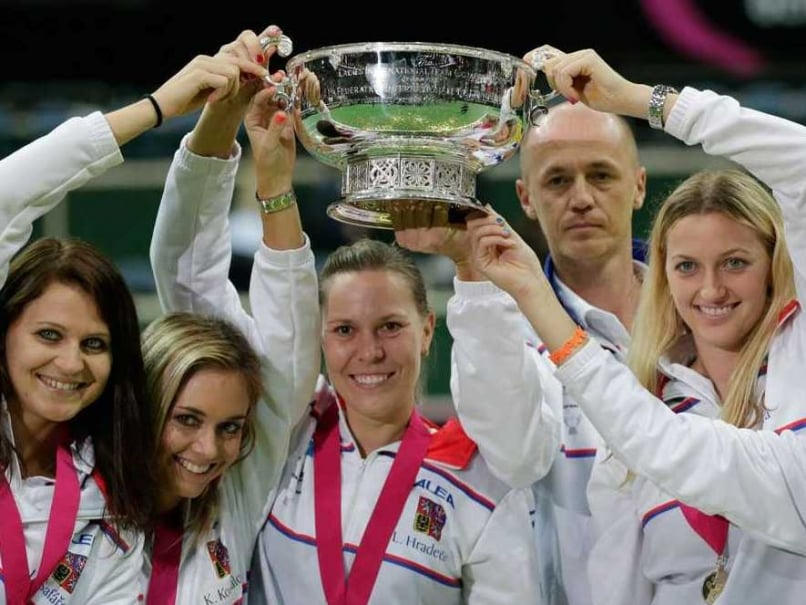 Fed Cup: Czech Republic Crush Germany, Win Third Title in Four Years