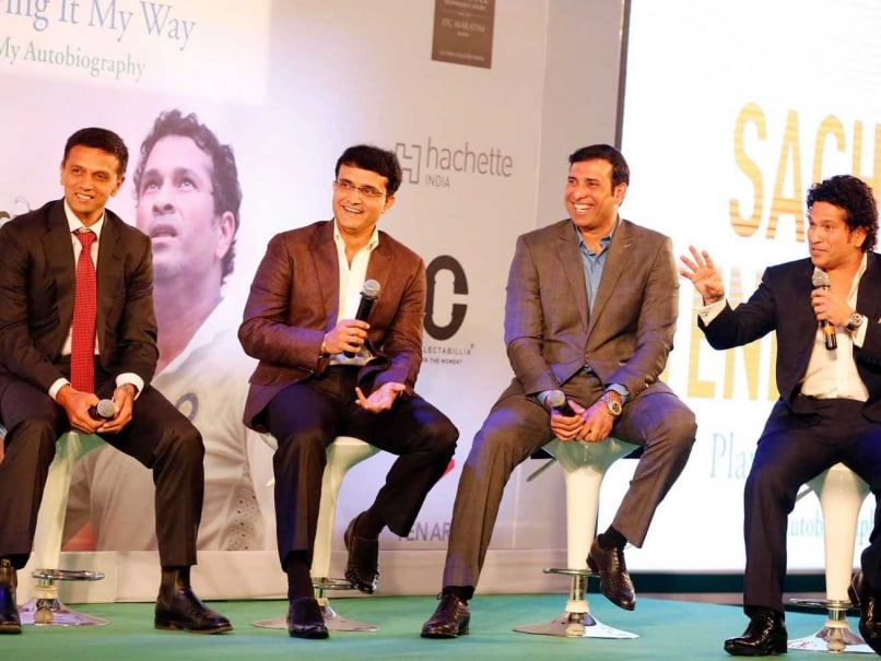 Sachin Tendulkar Walked at Night, Practised in Room at 2.30 at Night: Sourav Ganguly