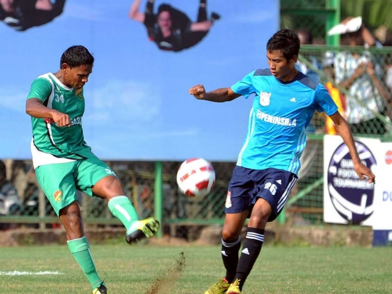 Salgaocar FC Become Durand Champions with 1-0 Win Over Pune FC