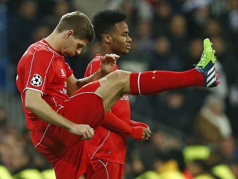 Steven Gerrard Fears Pressure Too Much for England Stars